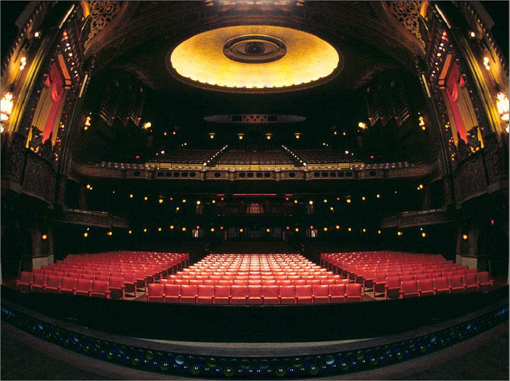 Alabama Theatre / Alabama Theater / Birmingham
