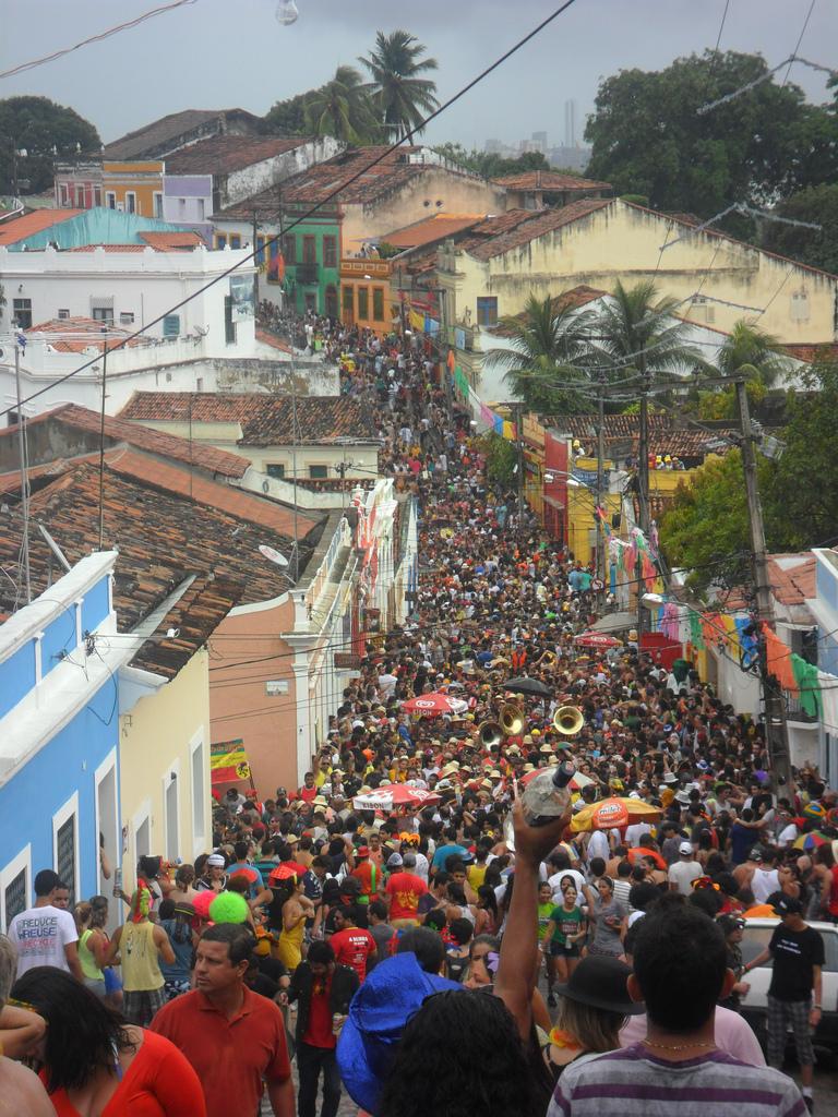 Brazil, Olinda