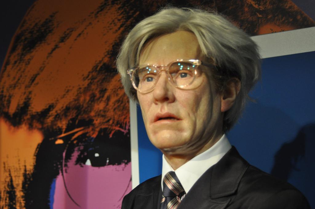 Wax Warhol